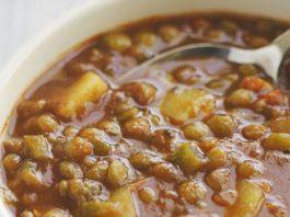 Этот суп из куркумы-чечевицы защитит вас от диабета 2-го типа, слабоумия и рака!