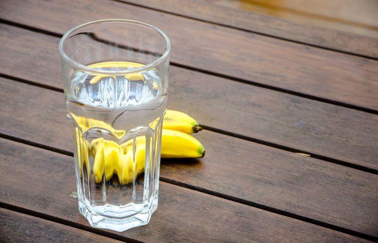 """Результат пошуку зображень за запитом """"Один банан и один стакан воды для похудения"""""""