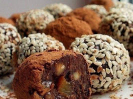 ТОП-4 полезных сладостей собственного приготовления. БЕЗ вреда для здоровья!