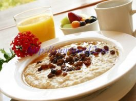 Варианты полезных завтраков для худеющих — вам это понравится!