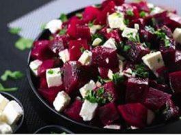 6 вкусных салатов из свеклы. Отличная подборка, сохрани!