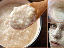 Применение рисовой маски 1 раз в неделю разгладит морщины, устранит пятна и сделает вашу кожу упругой и эластичной!
