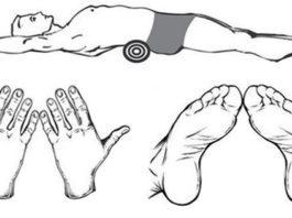 Этот легкий трюк избавит от боли в спине, улучшит осанку и уменьшит живот!