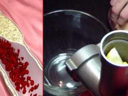 Проверенный рецепт! Всего 1 ложка натощак и ваши сосуды будут очищены!