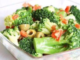 ТОП-8 салатов с брокколи