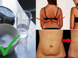 Возьмите пищевую соду и удалите жир с ваших бедер, живота, рук и спины