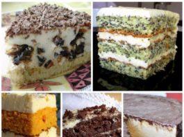 Низкокалорийные торты для тех, кто на диете: 5 рецептов