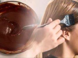 Полезная краска для волос? Это возможно! С этим рецептом Ваши волосы будут идеальными!
