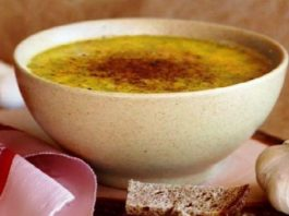 При ОРЗ ешьте чесночный суп. Выздоровление наступает в 3 раза быстрее