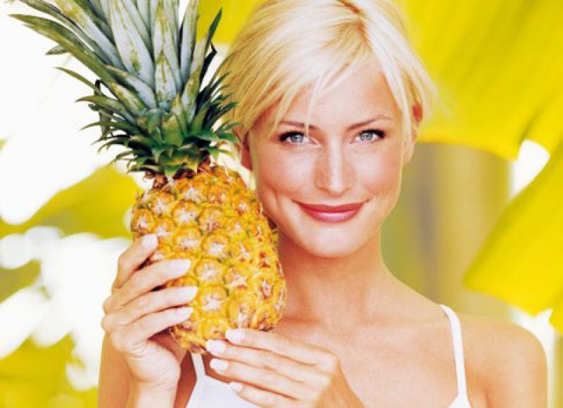 """Результат пошуку зображень за запитом """"ананас и девушка"""""""