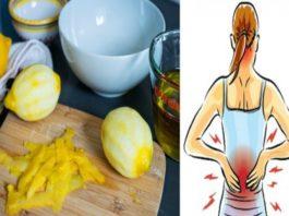 Цедра лимона может избавить вас от боли в суставах навсегда!