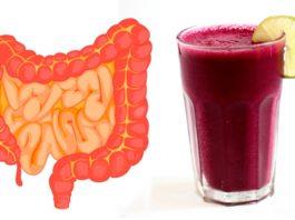Мощный напиток, приготовленный из 5 Ингредиентов, радикально очистит кишечник! Очень Эффективно!