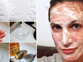 Вчера вечером сделала маску, сегодня выгляжу ослепительно! Хватило 2 ингредиентов для счастья