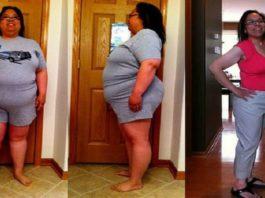Врачи шокированы: Она выпивала это зелье и потеряла половину своего веса за 3 месяца