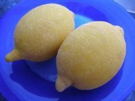 А Вы об этом знали? Замороженные лимоны — лучшее средство против рака