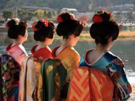 Диета японских гейш: воистину уникальная диета!