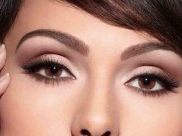 Потрясающие варианты макияжа для карих глаз!