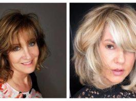 20 лучших оттенков красок для волос для женщин старше 50