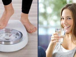 Знаете ли вы, что вода может помочь сбросить вес? Питьевой режим в видео