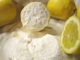 Это невероятно, что можно сделать для вашего тела всего за 5 минут! Это не шутка!! Половина лимона погруженного в пищевую соду