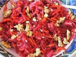 Эти салаты избавляют от закупорки кровеносных сосудов и нормализуют мозговую деятельность