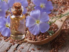 Применение семени льна для очищения кишечника