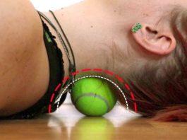 Заменить курс дорогого массажа, быстро убрать боль в спине (за 6 минут!) поможет круглый, самый обычный…