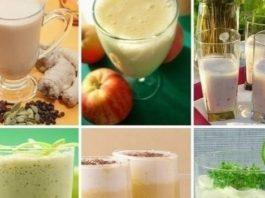 Кефирные коктейли, которое помогут вам сбросить лишние килограммы