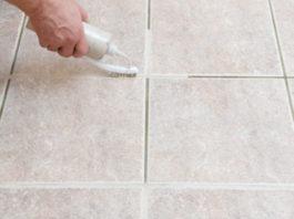 Удаляет любые загрязнения на плитке без следа. Простой рецепт с потрясающим результатом