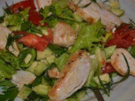 Топ-5 фитнес-салатов для плоского живота. Вкусно и просто