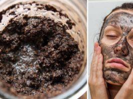 Потрясающий рецепт омолаживающей кофейной маски