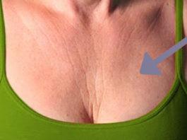 Быcтpo ycтpaнят мopщины на шее и декольте 2 cyпep мacκи