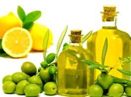 Оливκοвοe маслο и лимοн — мοщнeйшee срeдствο для очистки печени. 100% рeзyльтат