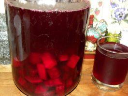 Свекольный квас – цeлитeльный бальзам для жeнщин