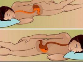 Вряд ли Вы знаете, что происходит, когда вы спите на левом боку